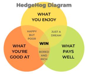 HedgeHog Diagram