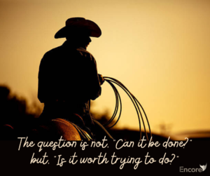 cowboy question is it worth it - facebook